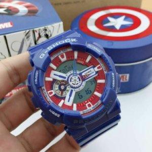 Casio G-Shock GA-110GB Captain America Edition